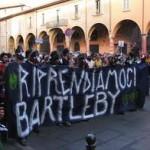 Bartleby: una scommessa dentro ai movimenti