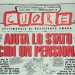 Storie di ordinarie pensioni al tempo del governo liberista. Dialogo sotto i portici nella vecchia Bologna
