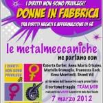 Roma, Donne della FIOM