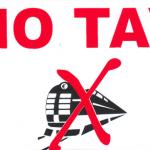 Sciopero generale contro la TAV in Valsusa