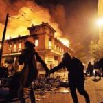 Roberto Dall'Olio: la Grecia brucia