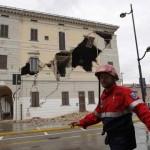 Il terremoto imprevisto e la protezione civile