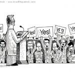 Università: meno democrazia e più yesmen?