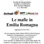 E' uscito il secondo Dossier sulle mafie in Emilia Romagna