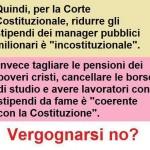 """Gianni Porzi: la sentenza """"salva maxi stipendi"""" della Consulta"""