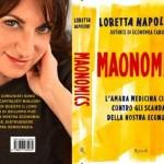"""Renzo Cavalieri: """"Maonomics"""" di Loretta Napoleoni"""