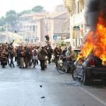 Roberto dall'Olio: Violenza e cortei