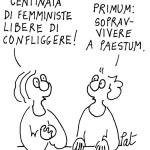 Licia Roselli: resoconto sull'incontro di Paestum