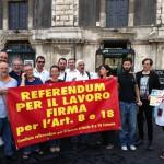 Umberto Romagnoli: il referendum che abroga l'abrogazione dei diritti