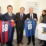15 gennaio 2013: Inter-Bologna in memoria di Árpád Weisz