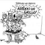 Viola Tesi: Caro @beppe_grillo dà la fiducia al Governo per cambiare l'Italia. Grillo Dammi Fiducia