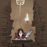 Paolo Bartleby: Il labirinto dei No. Bartleby di H. Melville