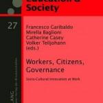 Matteo Rinaldini: Lavorare peggio, un modello europeo