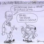 Bruno Giorgini: Siamo in malissime mani, la restaurazione di Napolitano, la vittoria di Berlusconi
