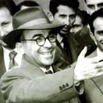 Vittorio Capecchi: La Pira, Napolitano, il tetto si è bruciato, la luna