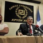 Leonardo Bianchi: L'organizzazione di estrema destra greca Alba Dorata