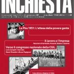 """E' uscito il numero 182 di """"Inchiesta"""" ottobre-dicembre 2013"""