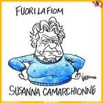 Operai Fiom di Pomigliano: La Camusso come Marchionne