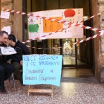 Università di Bologna occupata: Lavoratori Coopservice pagati 3 euro l'ora