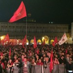 Bruno Giorgini: L'altra Europa in Piazza Maggiore : viva Tsipras