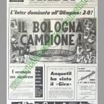 W il calcio: Partire da Bologna per una rivoluzione culturale del gioco del calcio