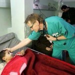 Mads Gilbert: Una notte nell'Ospedale Shifa dopo l'invasione israeliana di Gaza