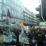 Marta Lotto: La mobilitazione dei rifugiati e dei migranti a Bruxelles