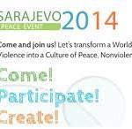 Alberto l'Abate: Il Serajevo Peace Event 2014