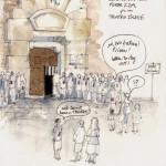 Simonetta Capecchi: Genet rappresentato nel carcere di Volterra