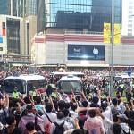 Gabriele Battaglia: Il giorno di Occupy Hong Kong