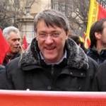 Maurizio Landini: La gente mi ferma per la strada e mi dice: tenete duro