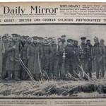 Saverio Bonazzi: Un Natale di 100 anni fa. La piccola pace nelle trincee della grande guerra