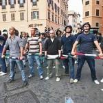 Roberto Dall'Olio: I Rom e Casa Pound