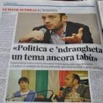 Luciano Berselli: L'ndrangheta, Brescello, Italia