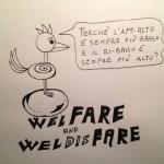 Alberto Cini: Giocare con un rib-asso nella manica