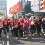 Michele De Palma, Valentina Orazzini: Francoforte. Blockupy per una coalizione sociale europea