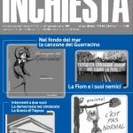 """E' uscito il numero 187 di """"Inchiesta"""" gennaio-marzo 2015"""