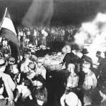 Roberto Dall'Olio : Berlino 10 maggio 1933. L'olocausto dei libri