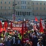 Valentina Orazzini: Grecia, un giardino di partecipazione democratica strappato all'austerità