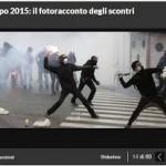 Franco Berardi: Black block a Milano. La disperazione che cresce limacciosa e potente