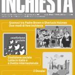 """E' uscito il numero 188 di """"Inchiesta"""" aprile-giugno 2015"""