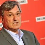 Matteo Nucci: I tedeschi che stanno con i greci: Bernd Riexinger, presidente di Die Linke