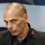 Yanis Varoufakis: Il ministro delle finanze tedesco vuole che  la Grecia sia spinta  fuori dalla moneta unica per mettere il timore di Dio nei francesi