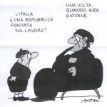 Umberto Romagnoli: Quando il sindacato non è più agente di cambiamento