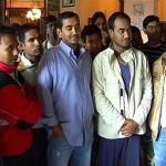 Aulo Crisma: I profughi del Bangladesh in Lessinia