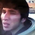 Roberto Dall'Olio: Il pianto del giovane kamikase