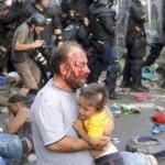"""Domenico Quirico: """"Entreremo in Europa a ogni costo"""".Reportage da Horgos ai confini tra Serbia e Ungheria"""