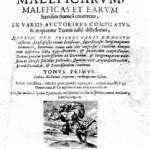Rossella Tricarico: Malleus Maleficarum. Come torturare e bruciare vive migliaia di donne