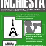 """E' uscito il numero 190 di """"Inchiesta"""" ottobre-dicembre 2015"""