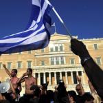 Eleni-Vasiliki Bampaliouta: Grecia. Stato di assedio per il governo Tsipras